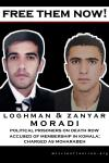 URGENT PROTEST ACTION: STOP THE EXECUTION OF ZANYAR & LOGHMAN MORADI – SUNDAY 13 JANUARY, 1PM – WASHINGTON DC