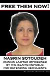 Nasrin Sotoudeh Reportedly Transferred to Emergency Care in Evin Prison