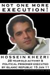 no execution - hossein khezri