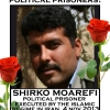 Condemn the execution of Shirko Moarefi, political prisoner inIran!
