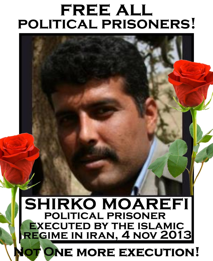 shirko-moarefi-political-prisoner-executed-by-islamic-regime-in-iran