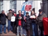 Photos: Don't Let Their Hearts Stop Beating – Valentines Action for Political Prisoners inIran