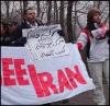 MFI-Stockholm Coordinates Protest against 35 Years of the Islamic Regime inIran