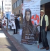 Washington DC Activists Protest Imminent Execution of Reyhaneh Jabbari in Iran: Report with Photos,Video