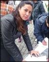 Activist Profile: Mojgan Mansori, MFISweden