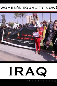 women's equality now - iraq