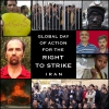 TAKE ACTION FOR WORKERS' RIGHT TO STRIKE – IN IRAN AND WORLDWIDE