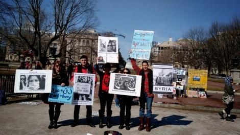 March 8 – International Women's Day 2015 – WashingtonDC