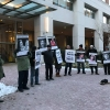 5 January 2018: Washington DC Activists Protest Again Outside Iran Regime Offices